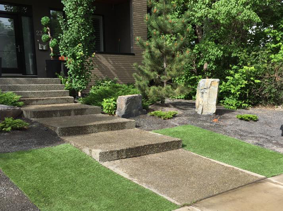 CityScape Landscaping Calgary - Artificial Turf Landscaping
