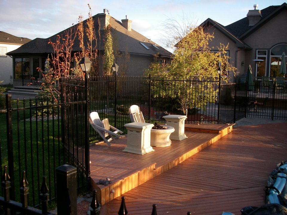 CityScape Landscaping Calgary - patio Landscaping and lounge landscaping