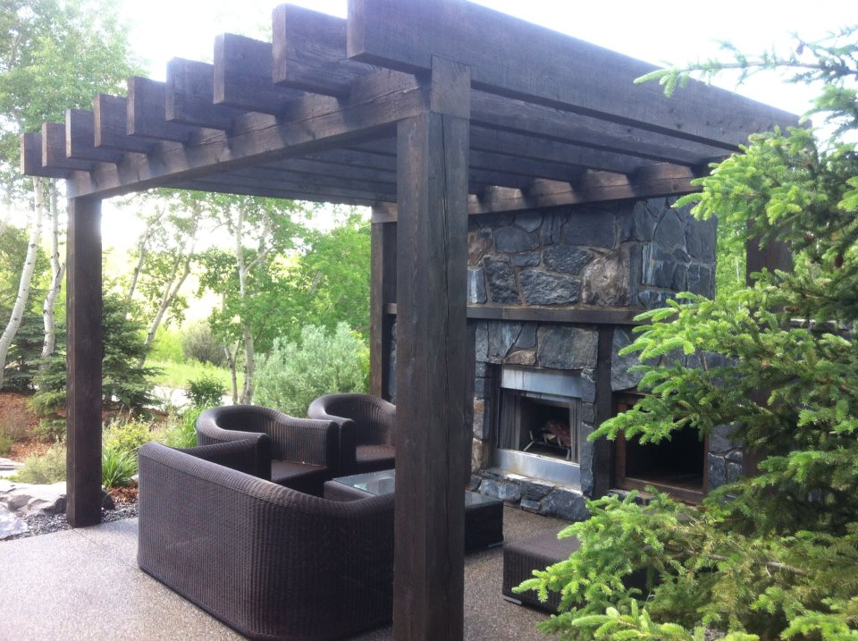 CityScape Landscaping Calgary - Firepit Landscaping