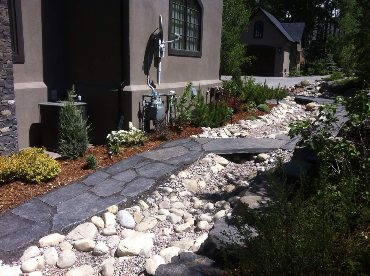 CityScape Landscaping Calgary - Pathway design / construction Landscaping calgary