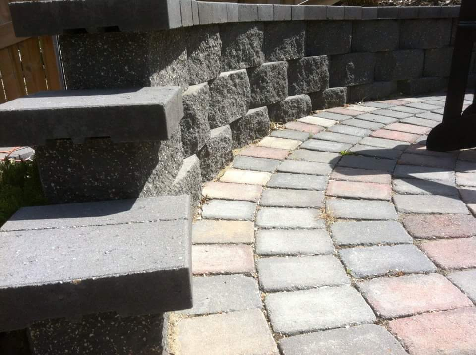 CityScape Landscaping Calgary - backyard and stone design / construction Landscaping calgary