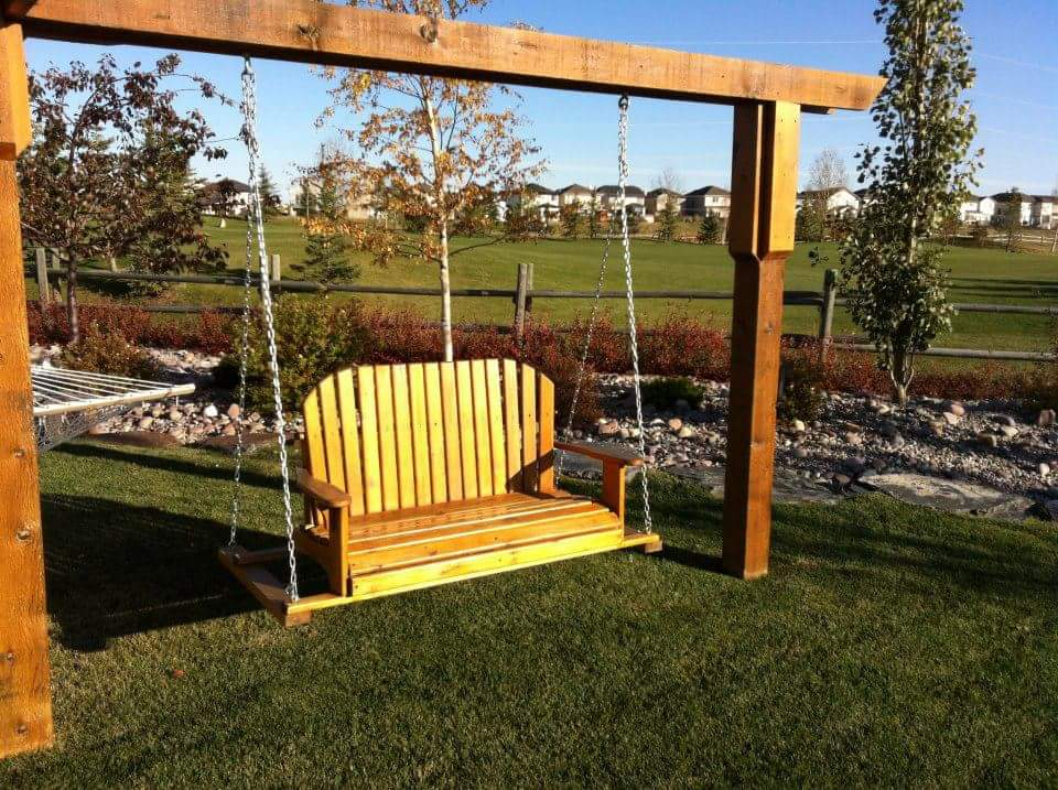 CityScape Landscaping Calgary - backyard design / construction Landscaping calgary
